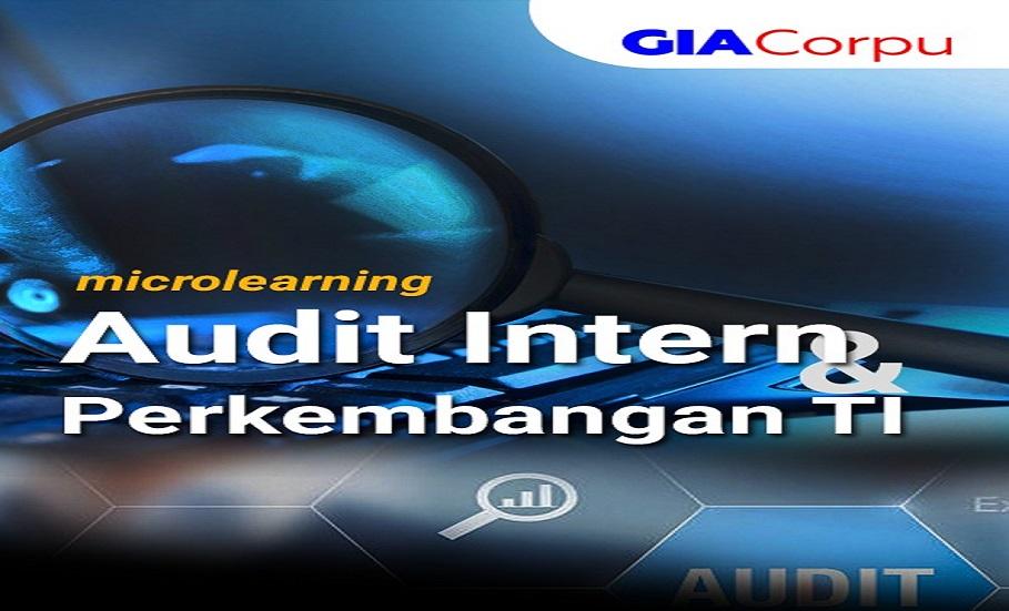 Audit Intern dan Perkembangan Teknologi Informasi